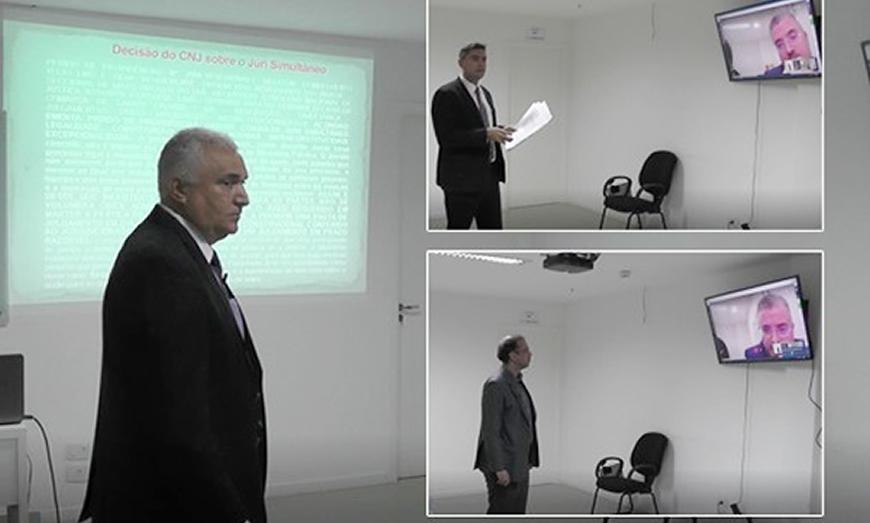 Juízes da Capital defendem dissertação de Mestrado