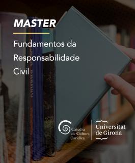 Master VIII Fundamentos da Responsabilidade Civil – IDH – Universidade de Girona